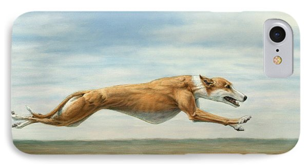 Running Free IPhone Case by James W Johnson