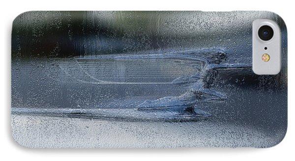 Running In The Rain Phone Case by Jack Zulli