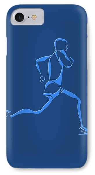 Running Runner15 IPhone Case by Joe Hamilton