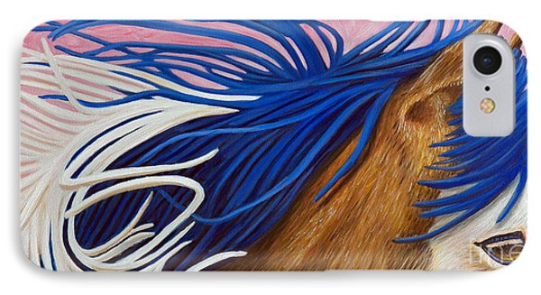 Running Thunder Phone Case by Brian  Commerford