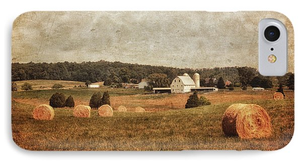 Rural America IPhone Case by Kim Hojnacki