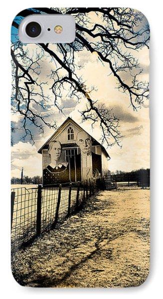 Rural Americana #2 IPhone Case