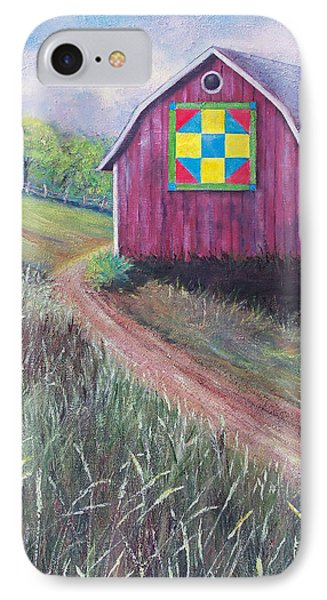 IPhone Case featuring the painting Rural America's Gift by Susan DeLain