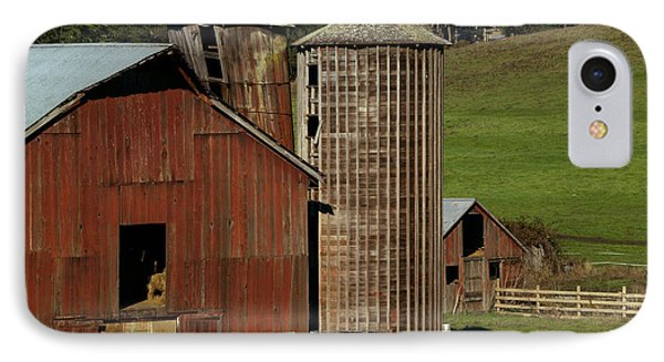 Rural Barn IPhone Case by Bill Gallagher
