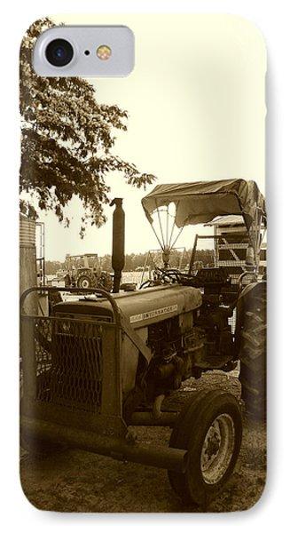 Rural Convertible IPhone Case by Nina Fosdick