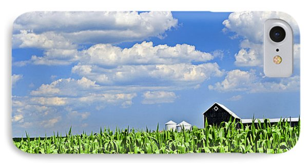 Rural Landscape IPhone Case by Elena Elisseeva