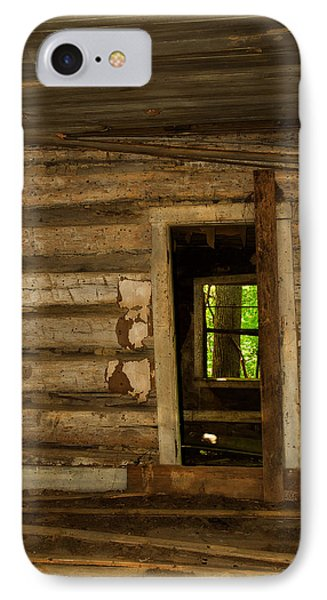 Rural Life During The Depression IPhone Case by Lena Wilhite