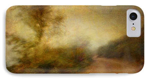IPhone Case featuring the photograph Ruralscape #11 - Rain And Dust by Alfredo Gonzalez