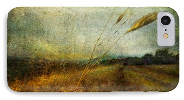 IPhone Case featuring the photograph Ruralscape #19. The Victory Of Silence by Alfredo Gonzalez