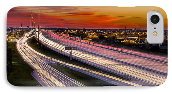 Rush Hour On 59 IPhone Case