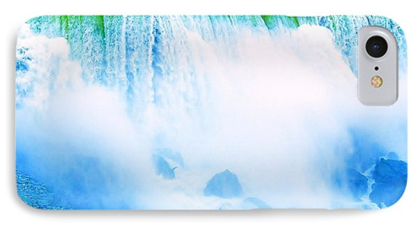 IPhone Case featuring the photograph Rushing Waters by Al Fritz