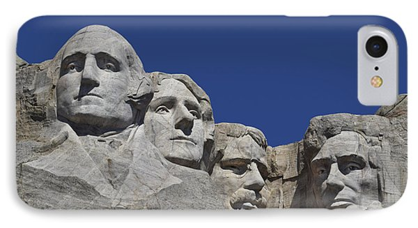 Rushmore IPhone Case by Skip Hunt