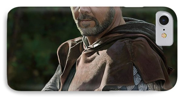 Russell Crowe As Robin Hood IPhone Case