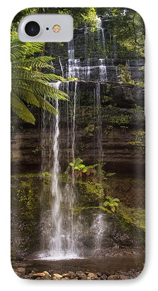 Russell Falls IPhone Case by Kim Andelkovic