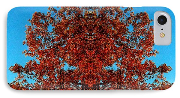 IPhone Case featuring the photograph Rust And Sky 2 - Abstract Art Photo by Marianne Dow
