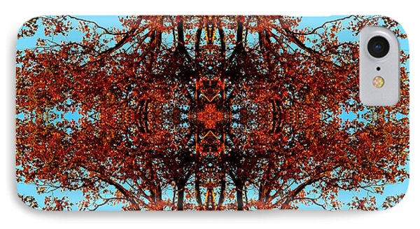 IPhone Case featuring the photograph Rust And Sky 3 - Abstract Art Photo by Marianne Dow
