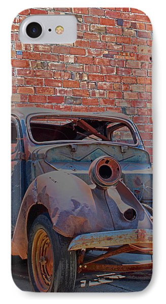 Rust In Goodland IPhone Case by Lynn Sprowl