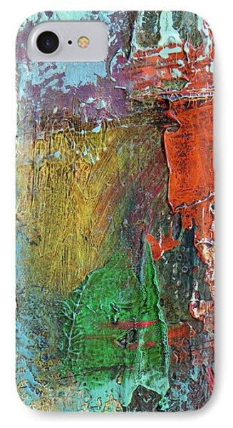 Rust IPhone Case by Katie Black