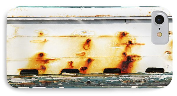 Rust Port IPhone Case by Alan Todd