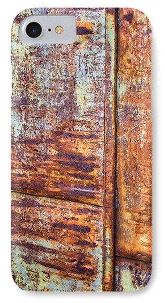 Rust Rules Phone Case by Steve Harrington