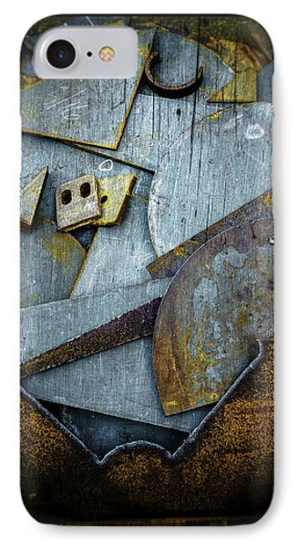 Rust Two IPhone Case by Craig Perry-Ollila