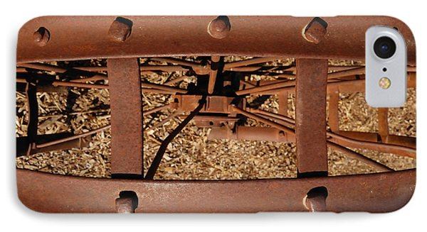 Rusted Deception Phone Case by Steven Milner