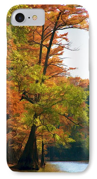 Rustic Autumn IPhone Case by Lana Trussell