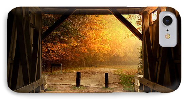Rustic Beauty IPhone Case by Rob Blair