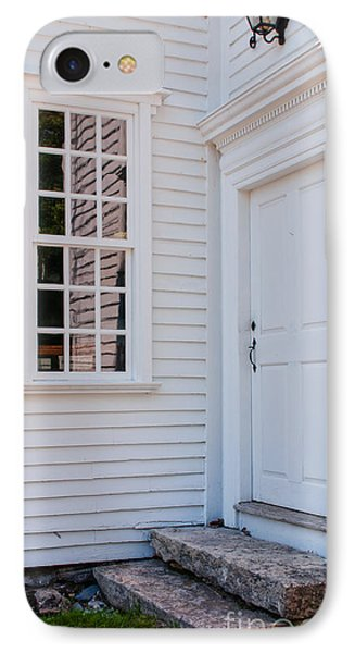 Rustic Doorway IPhone Case by Scott Thorp