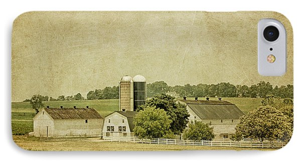 Rustic Farm - Barn IPhone Case