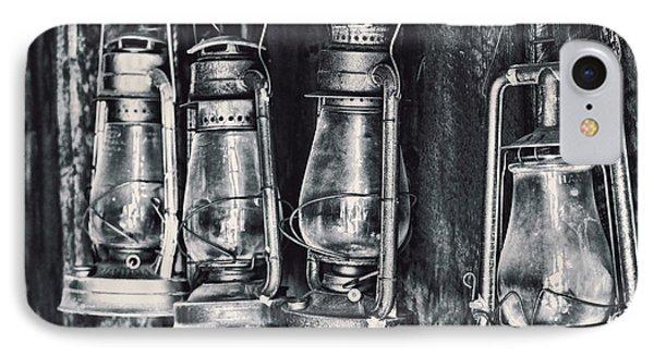 Rustic Lanterns Phone Case by Kelley King