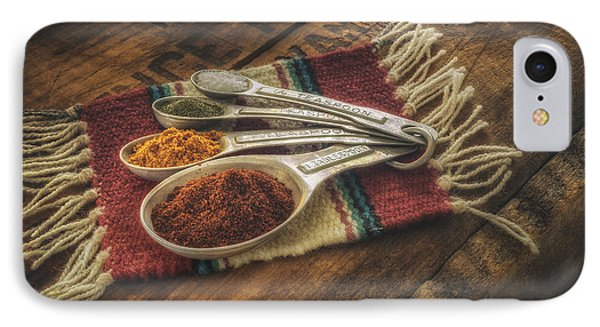 Rustic Spices IPhone Case by Scott Norris