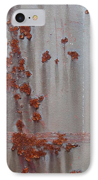 Rusty Abstract Phone Case by Jani Freimann