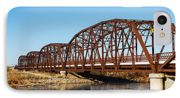 Rusty Bridge IPhone Case