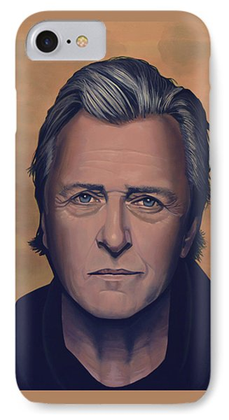 Rutger Hauer IPhone Case