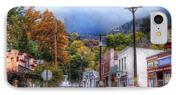 Ruxton Avenue IPhone Case by Lanita Williams
