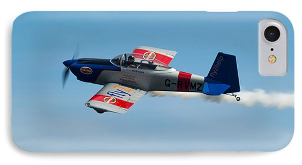 IPhone Case featuring the photograph Rv8tors Flyby Wave by Scott Lyons