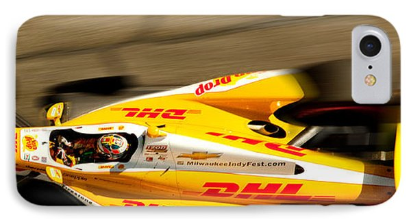 Ryan Hunter-reay IPhone Case by Denise Dube