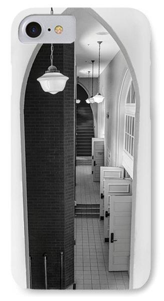 Ryman Auditorium Entrance IPhone Case by Glenn DiPaola