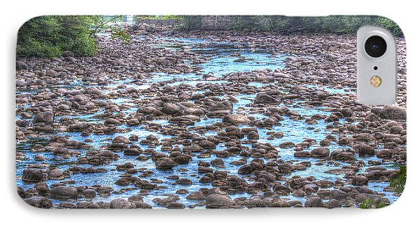 Sacandaga River IPhone Case by Darleen Stry