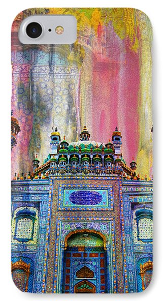 Sachal Sarmast Tomb Phone Case by Catf