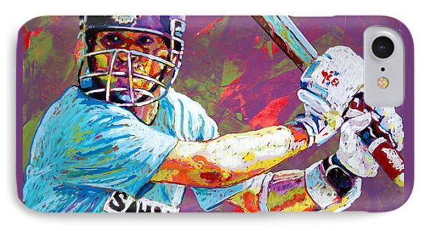 Sachin Tendulkar IPhone 7 Case