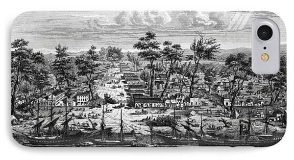 Sacramento, 1849 IPhone Case