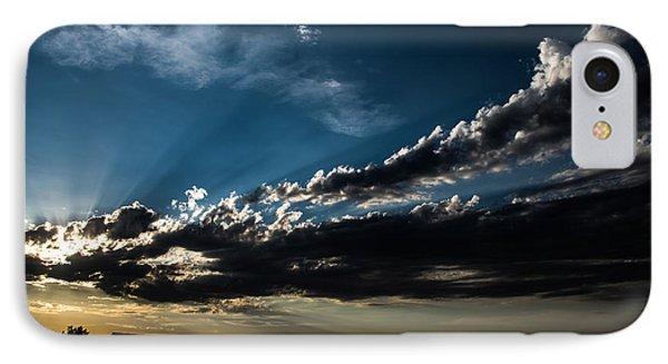 Sacramento Valley Sunset IPhone Case