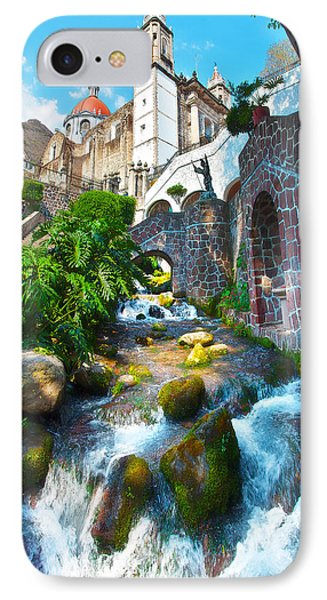 Sacred Chalma IPhone Case