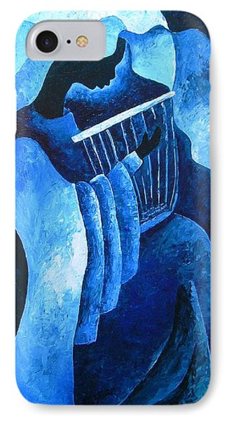 Sacred Melody IPhone Case by Patricia Brintle