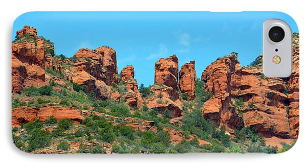 Sacred Sedona IPhone Case