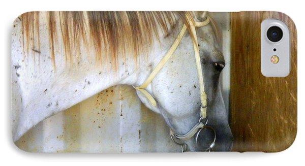 Saddle Break IPhone Case by Kathy Barney
