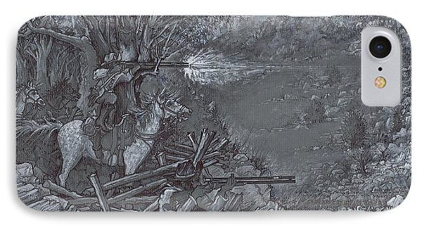 Saddle Sniper IPhone Case