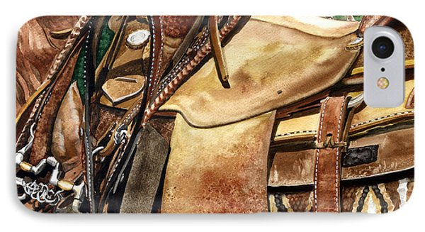 Saddle Texture IPhone Case